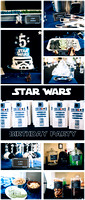 Jackson's Star Wars Birthday Party Blog