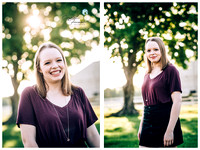 Hannah's Senior Session