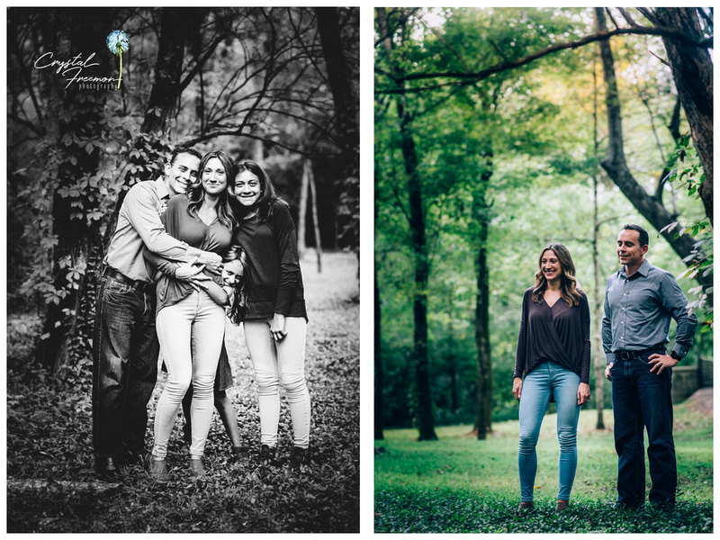 Spring Hill Family Photographer discusses the top moments I want to capture during a family portrait session.