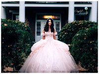 Alicia's Quinceanera Formal Pics