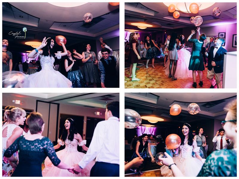 Alicia's Quinceanera Photos, Franklin, TN Event Photographer