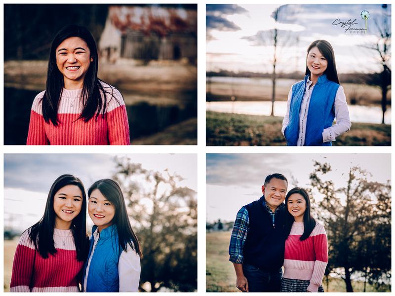 Franklin TN Family Portrait Session