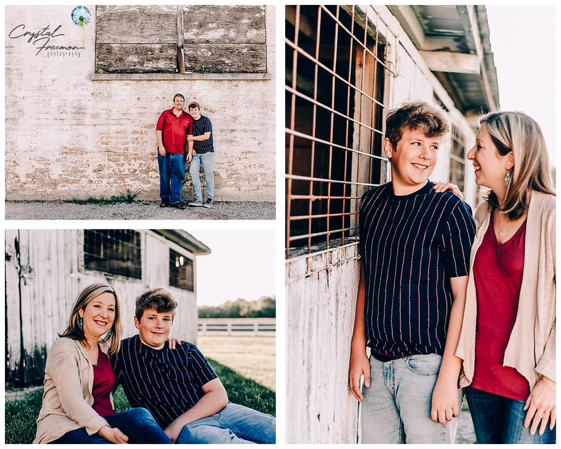 Including the family dogs in your outdoor portrait session in Franklin TN
