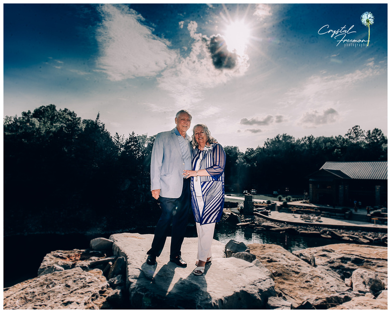 50th Anniversary Party at Graystone Quarry in Franklin, TN