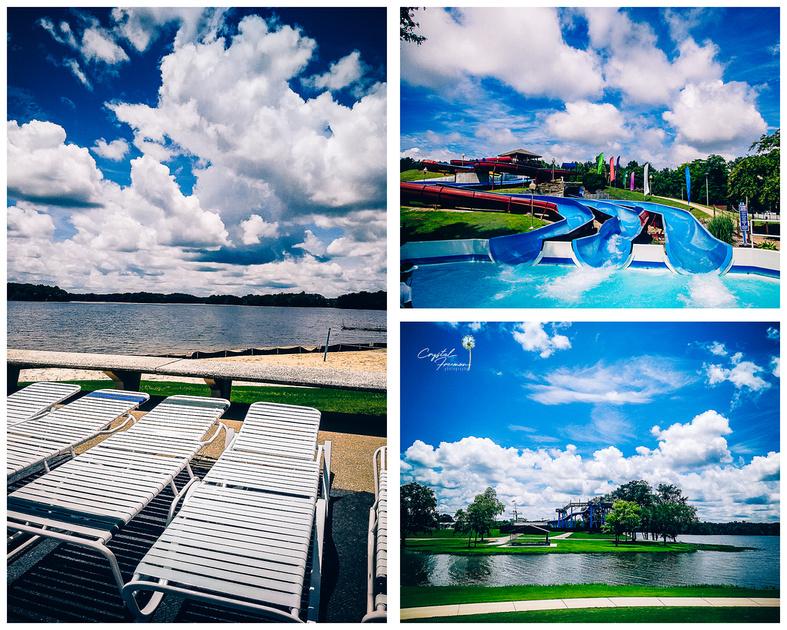 Point Mallard Water Park in Decatur, Alabama
