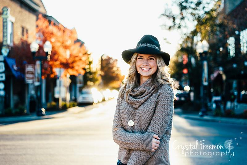 Franklin, TN Senior Photogprapher