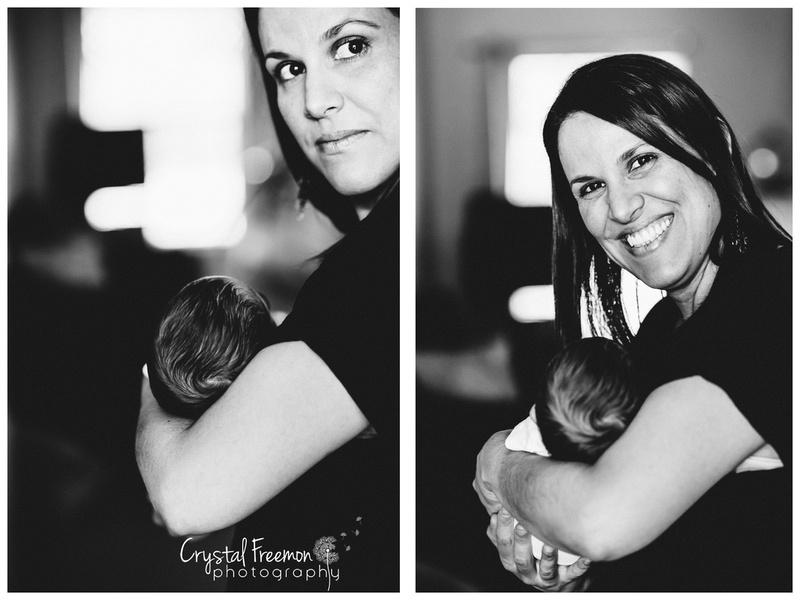 Spring Hill, TN Lifestyle Newborn Photographer