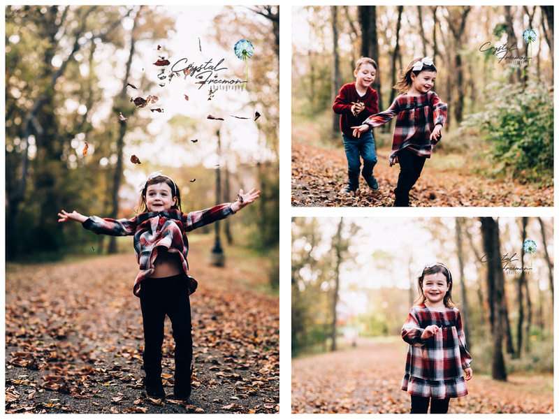 Fall Family Portraits in Spring Hill, TN