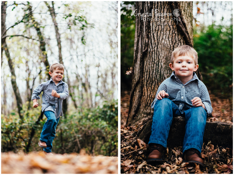 Spring Hill Family Portraits