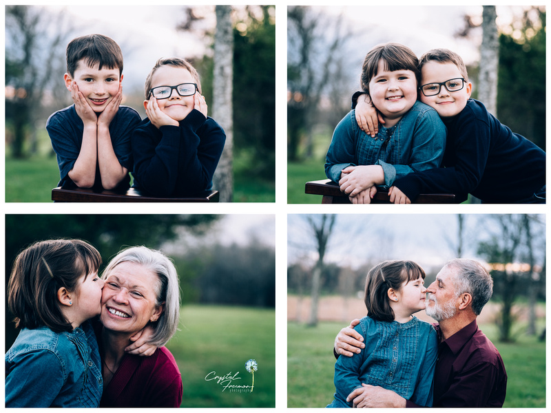 Spring Hill TN Family Portrait Photographer