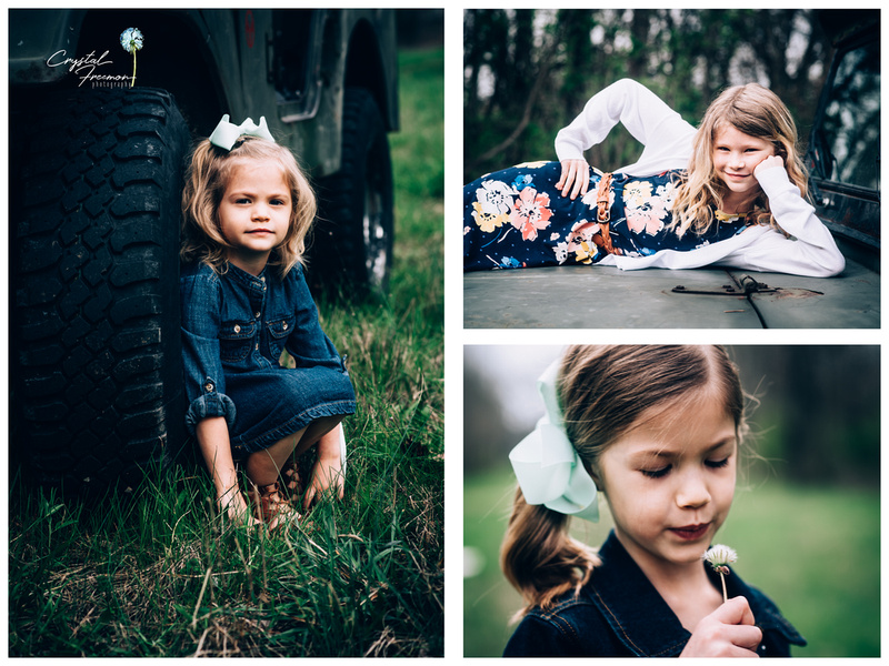 Crystal Freemon Photography - What to wear to a family portrait session