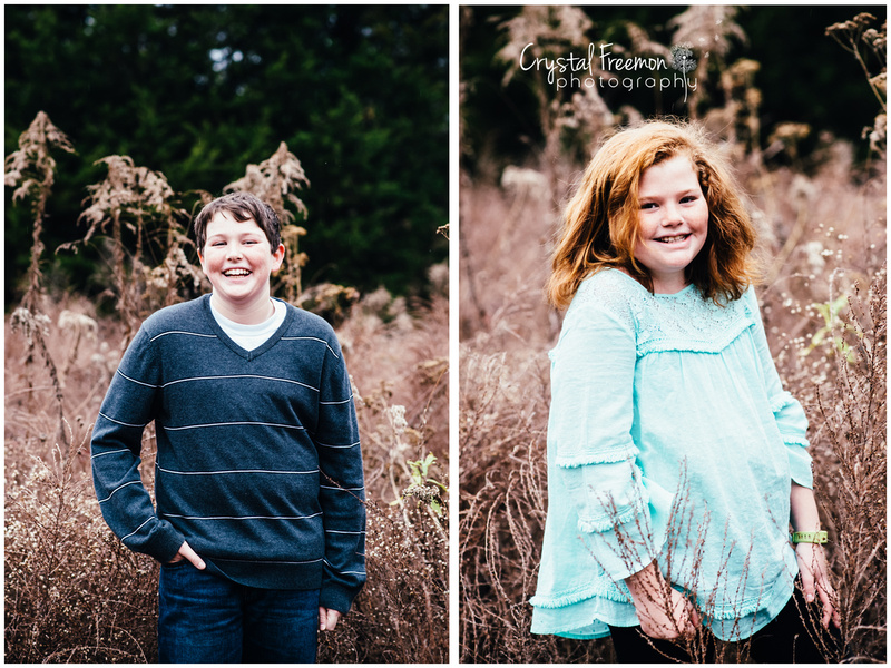 Spring Hill Family Session