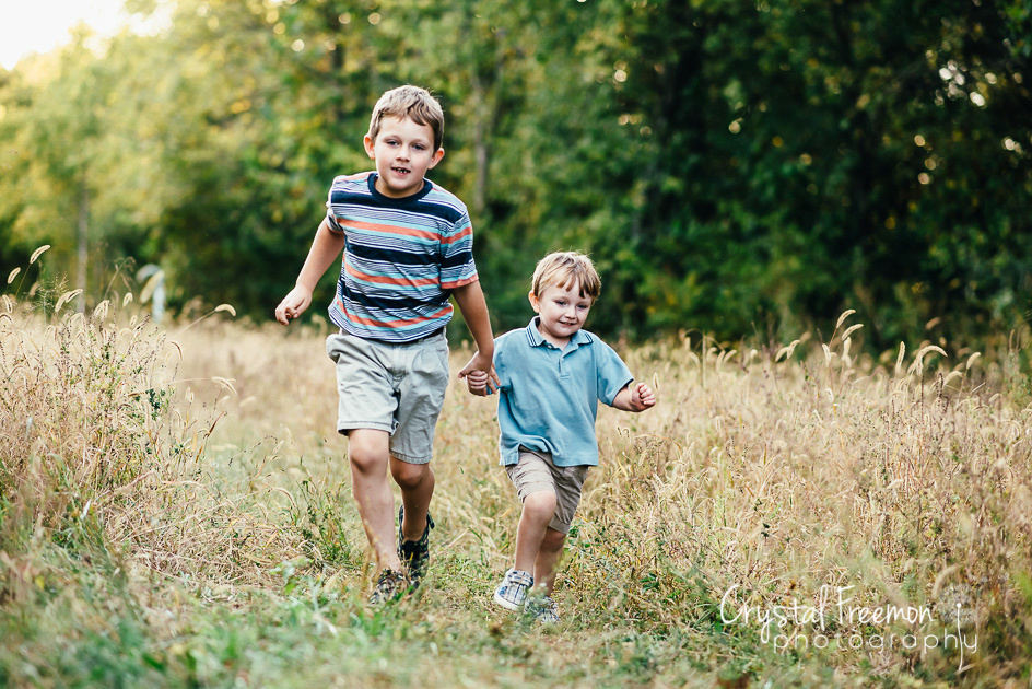 Spring Hill Family Portrait Photographer Crystal Freemon Photography