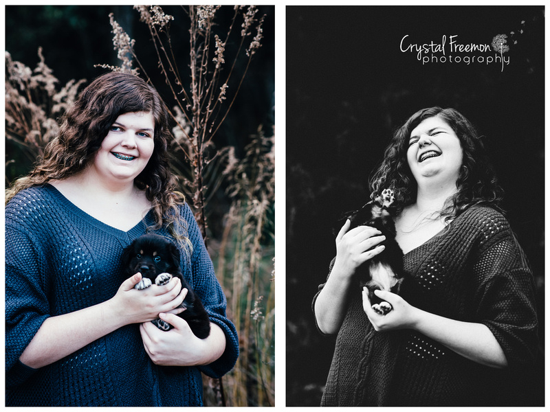 Spring Hill TN Portrait Session