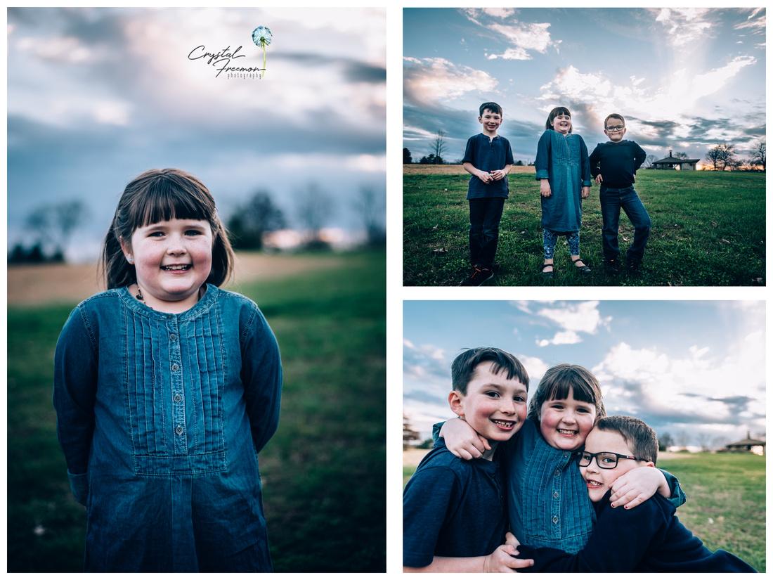 Spring Hill TN Family Portrait Photographer