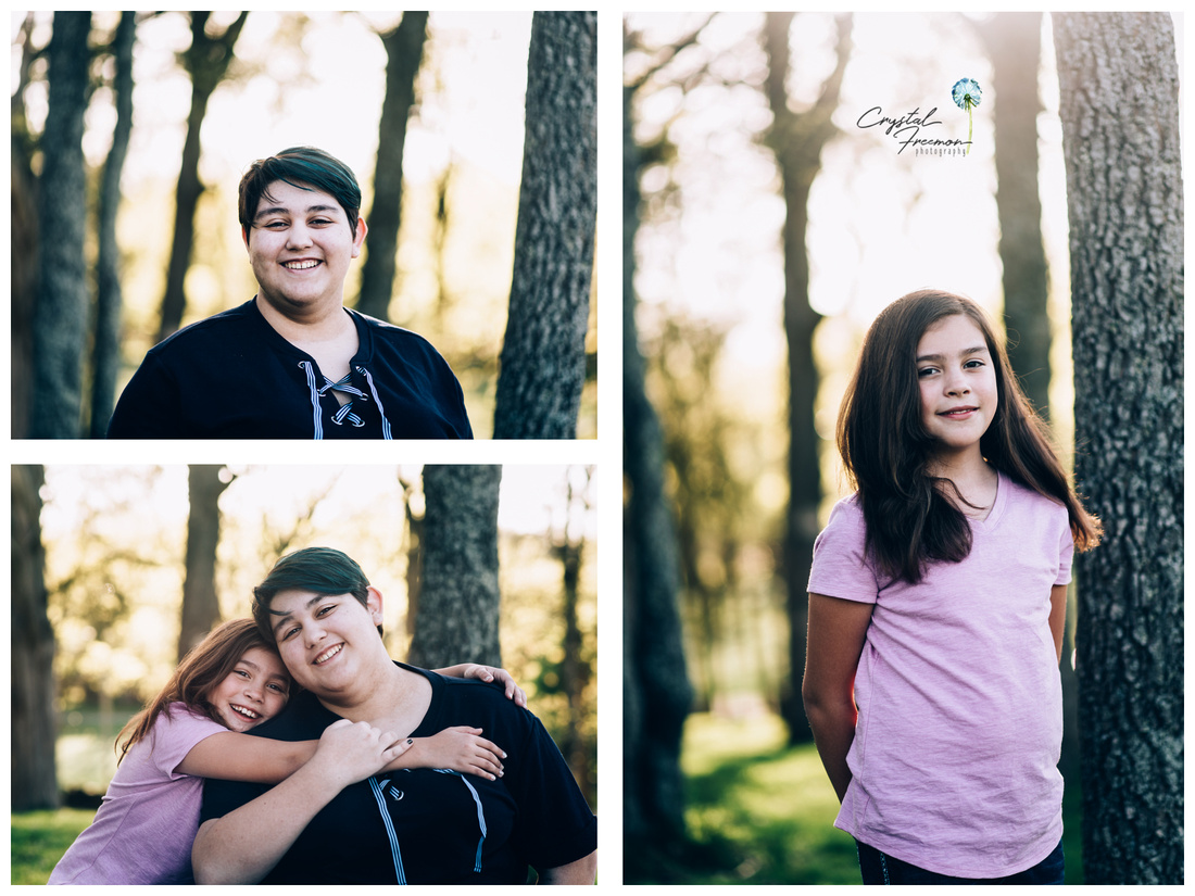 Lifestyle Family Portrait Session at Thompson Station Park