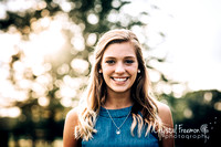 Caroline's Senior Session Blog