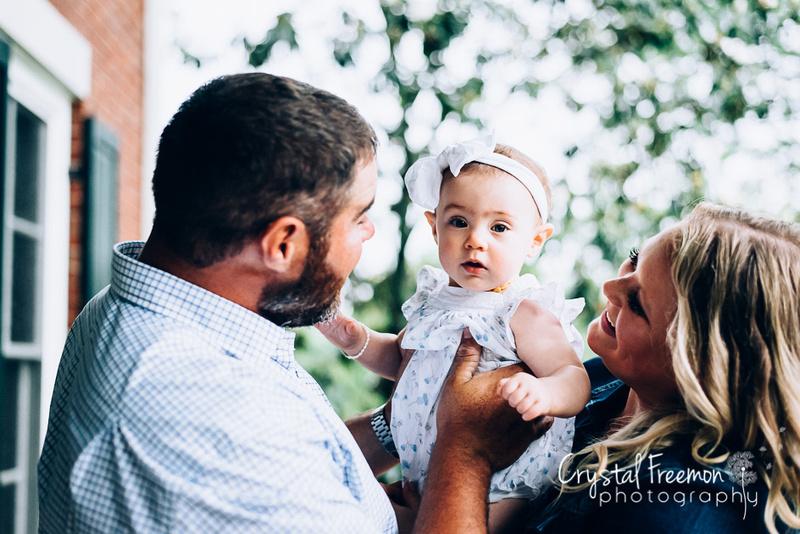 Franklin, TN Baby Photographer