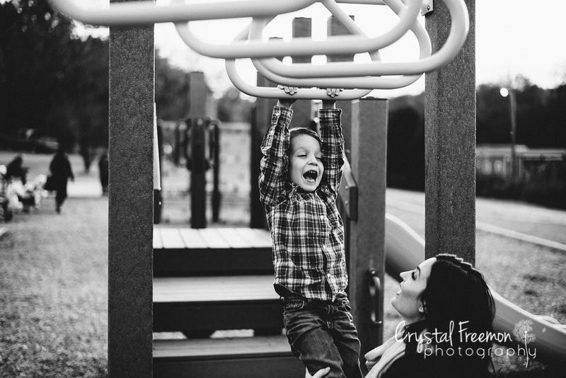 Thompson Station Park Fall Portrait Session