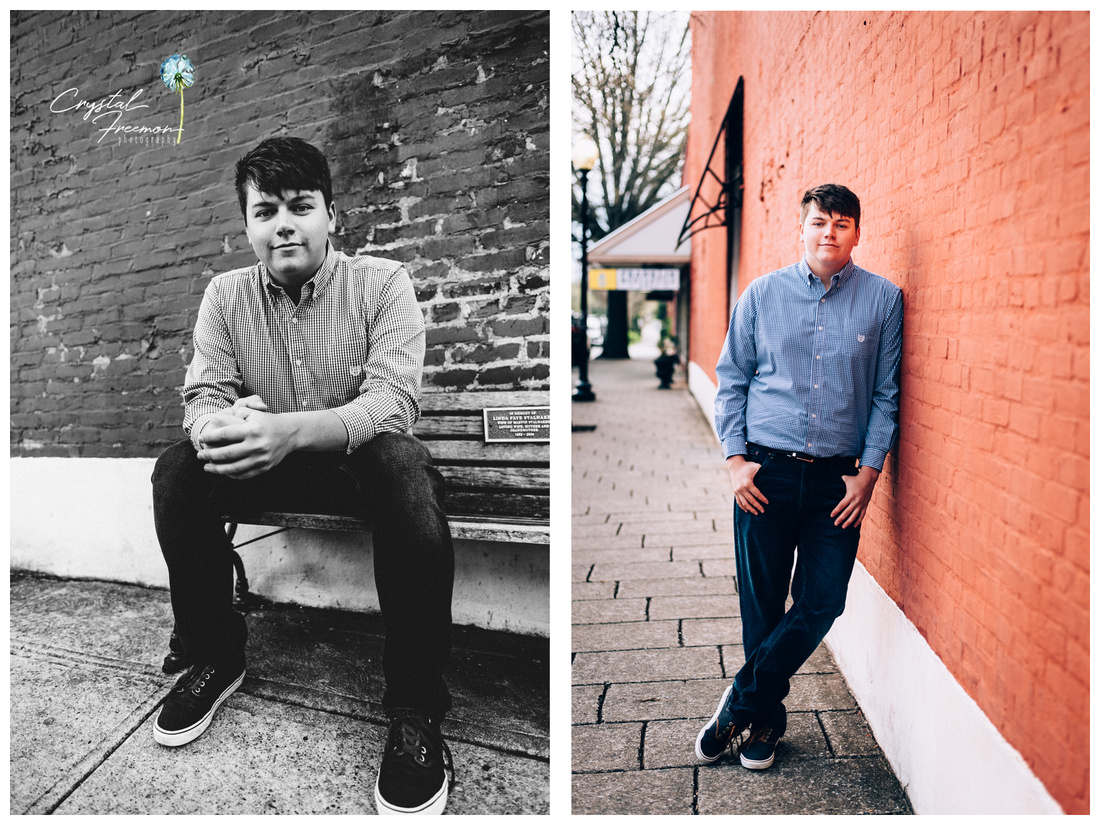Franklin TN Senior Portrait Photographer