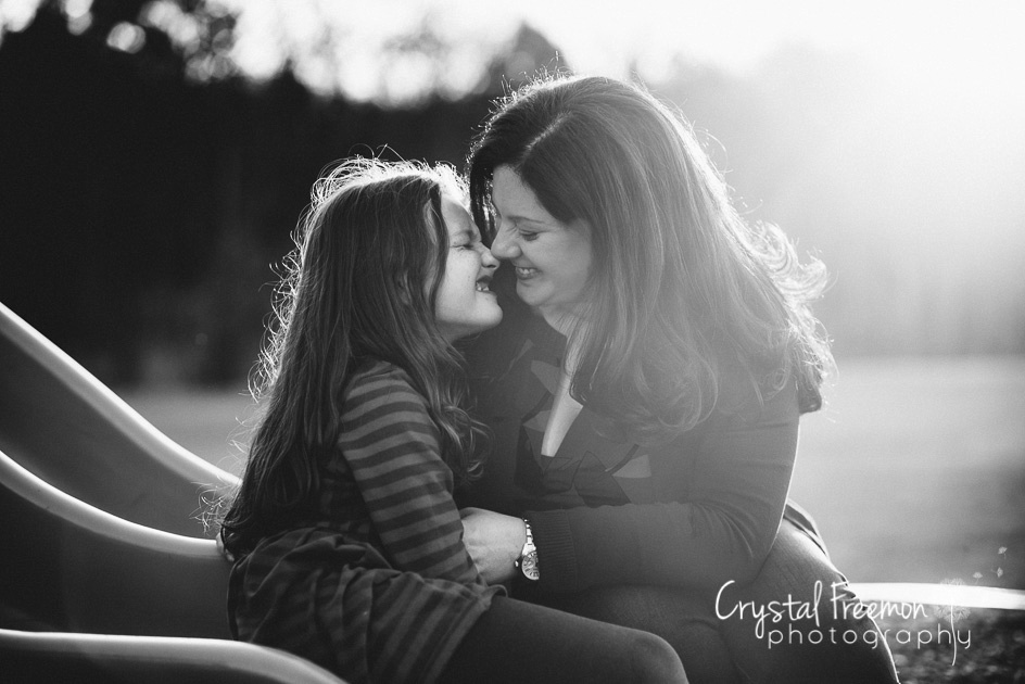 Spring Hill TN Outdoor Family Portrait Session