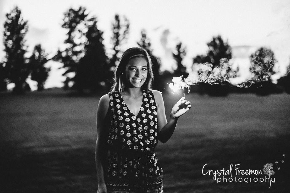 Middle Tennessee Senior Portrait Photographer