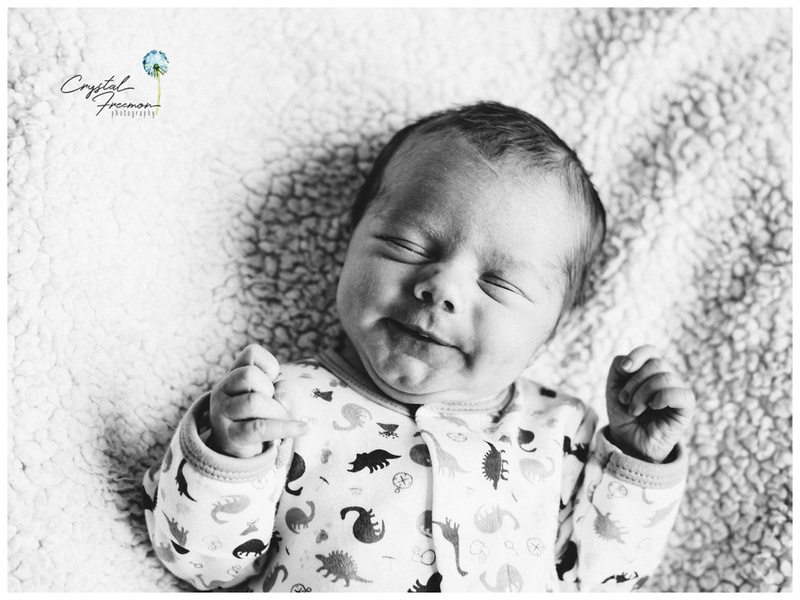 Lifestyle Newborn Photographer in Franklin TN