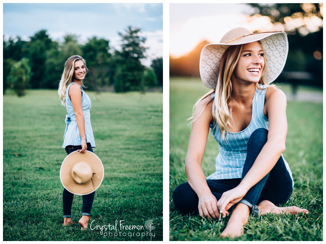 Outdoor Portraits at Henry Horton State Park