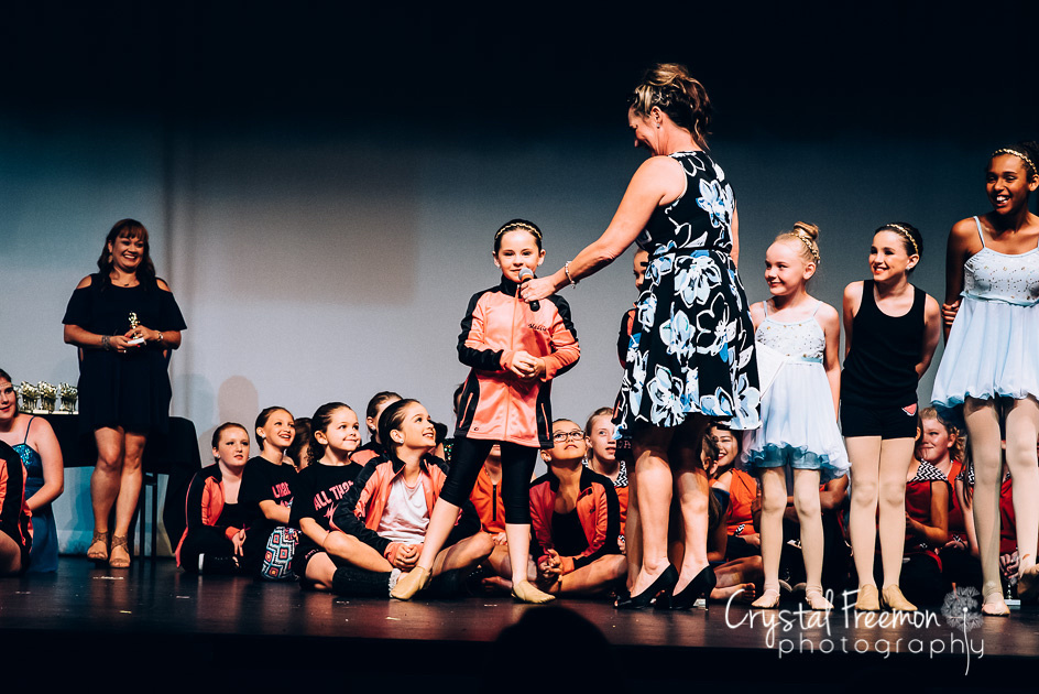 Dance Recital Pictures from All That Dance Recital at Columbia State Community College