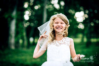 Haley's First Communion Portrait Session Blog