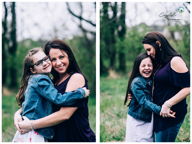 Crystal Freemon Photography family portrait experience