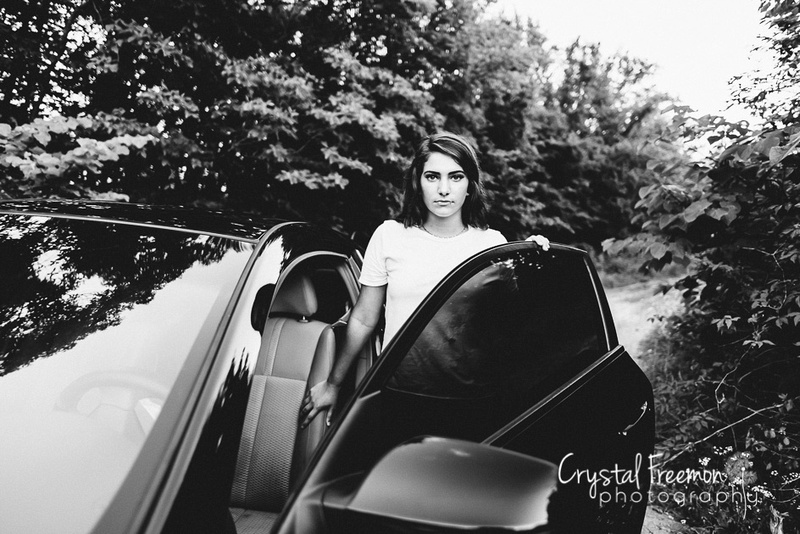 Senior Photos in Spring Hill TN